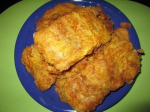 Панирано филе от риба1