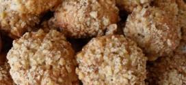 Вкусни и лесни курабийки с орехи