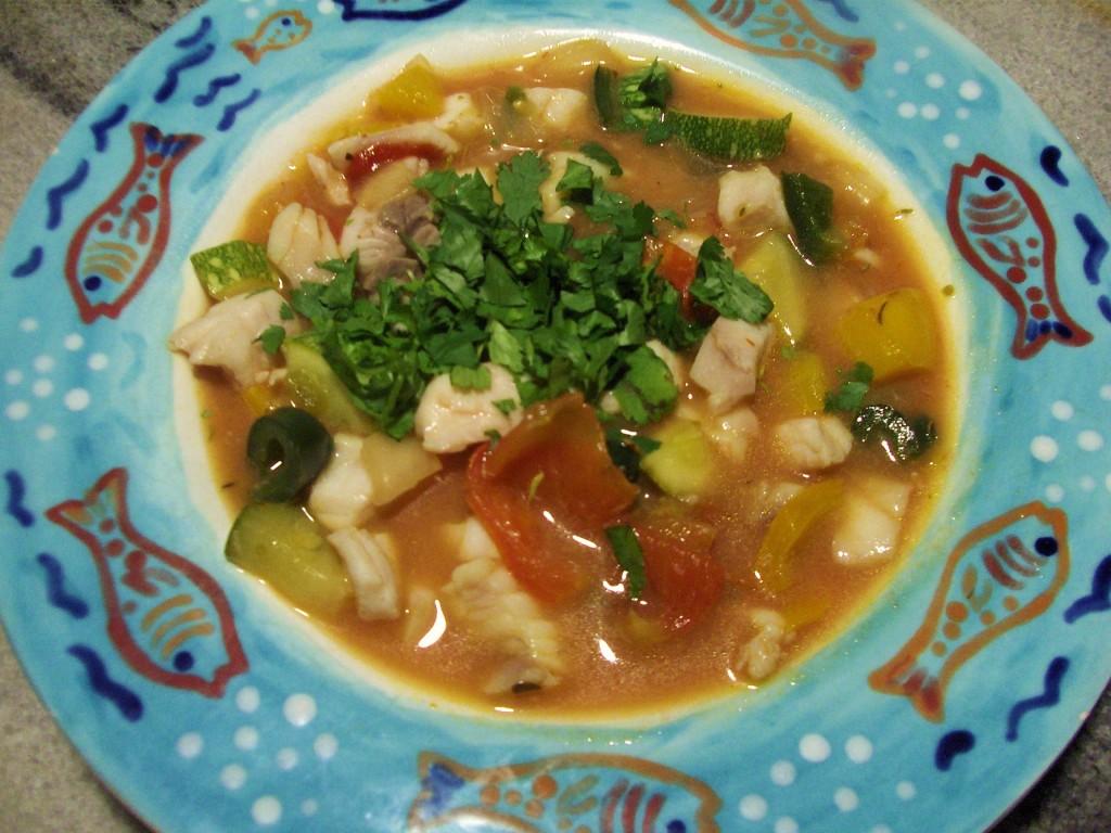 супа с риба