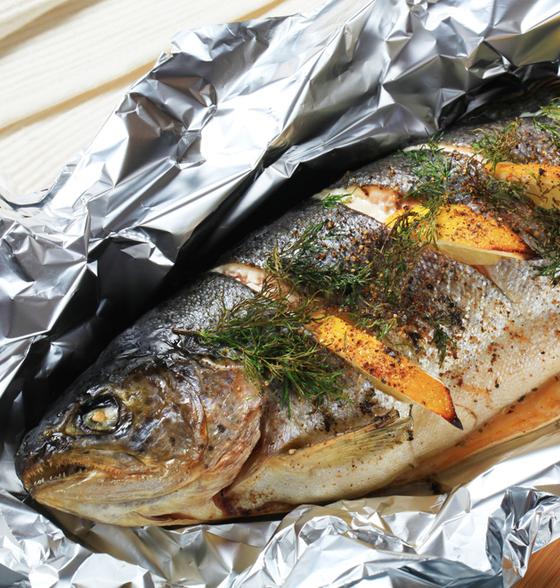 Гръцка салата за риба