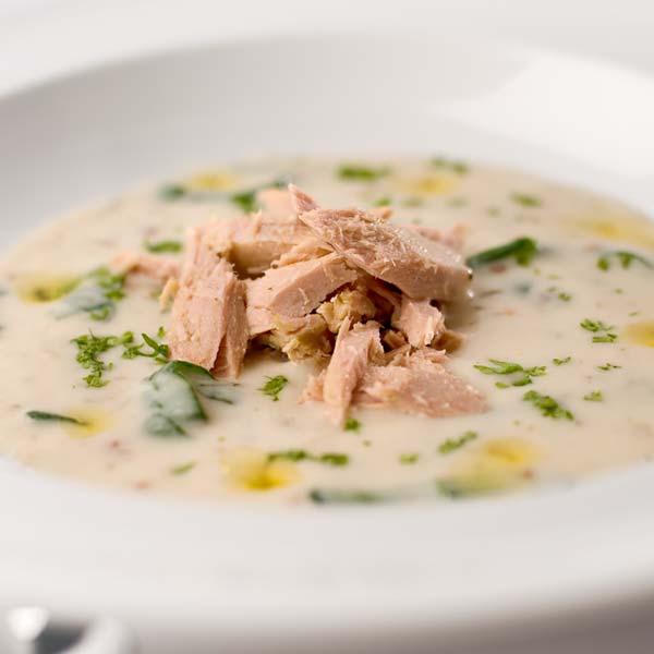 Супа от риба тон