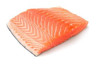 Варено филе от риба
