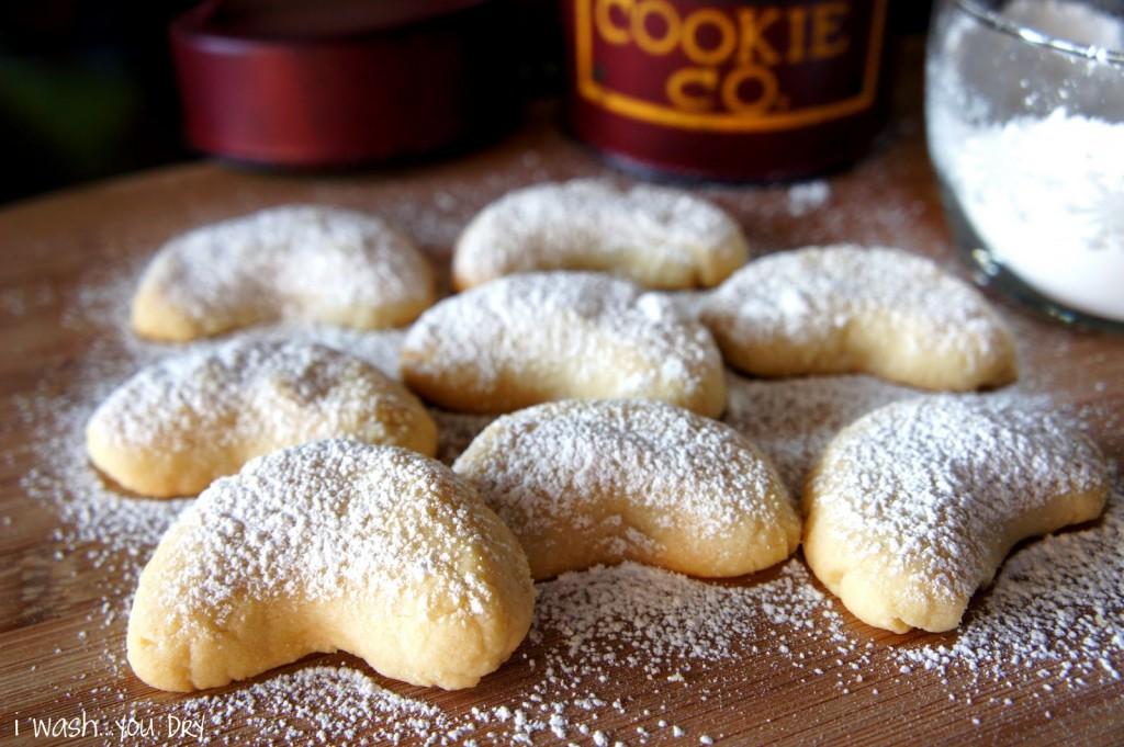 Бисквити полумесец