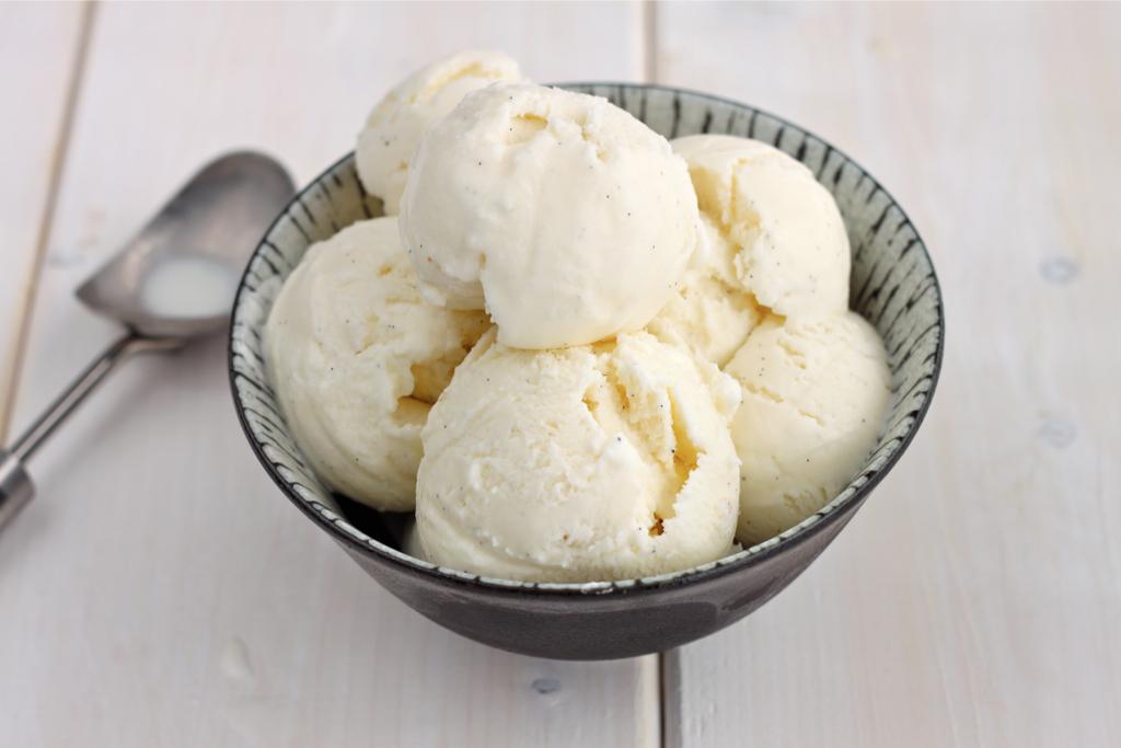 Ванилов сладолед