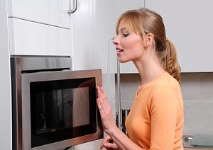 Микровълнова печка