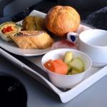Хранене по време на самолетен полет
