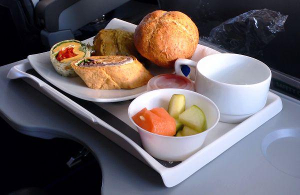 hrana po vreme na polet