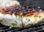 Рибно филе на скара