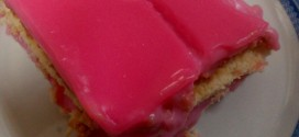 Бисквитена торта с крем нишесте