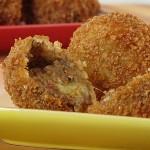 Крокети от кайма и картофи