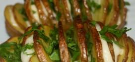 Картофи таралежки