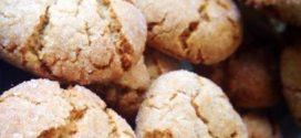 Бисквити с мед и ядки